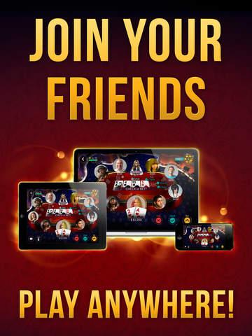 Zynga Poker HD: Texas Holdem screenshot 4