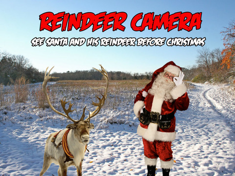 Reindeer Camera HD screenshot 4