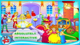 Cinderella Classic Fairy Tale: Book for Kids screenshot 2