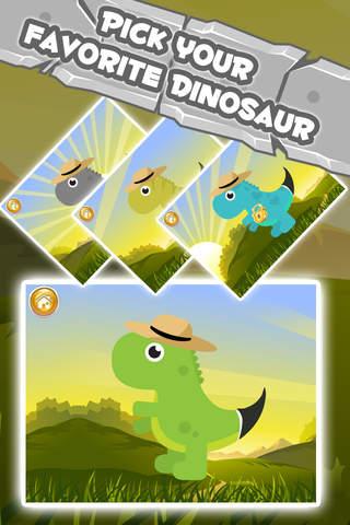 Dino Dress Up - Dress up Cute Prehistoric Dinosaur - náhled