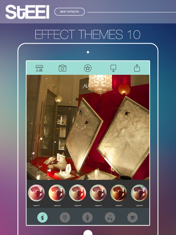STEEL Camera - Best Photo Editor and Stylish Camera Filters Effects screenshot 9