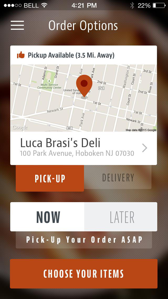 Luca Brasi's Deli screenshot 2