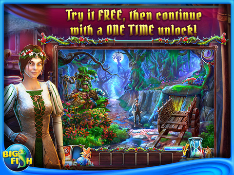 Grim Legends: The Forsaken Bride HD - A Hidden Object Mystery Game screenshot #1