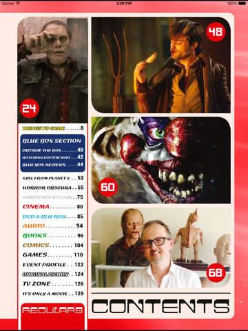Starburst (Magazine) screenshot 8