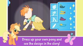 My Little Pony: Rarity Takes Manehattan screenshot 5
