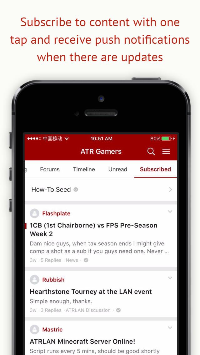 ATR Gamers screenshot 4