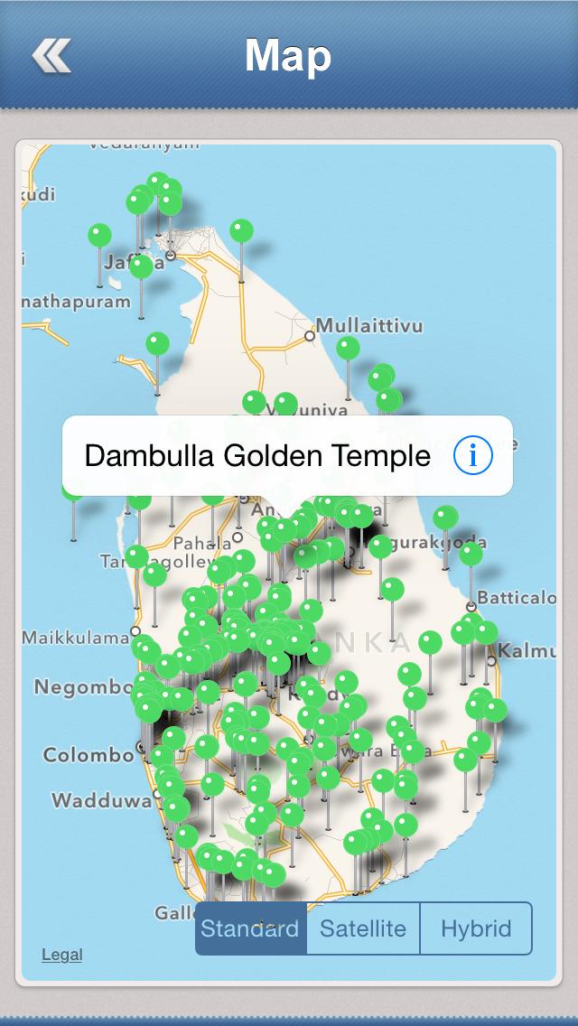 Sri Lanka Essential Travel Guide screenshot 4