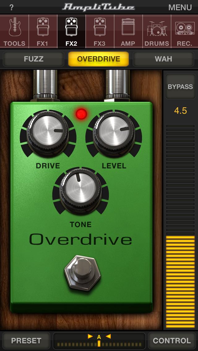 AmpliTube screenshot 3