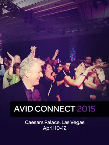 Avid Connect 2015 screenshot 3