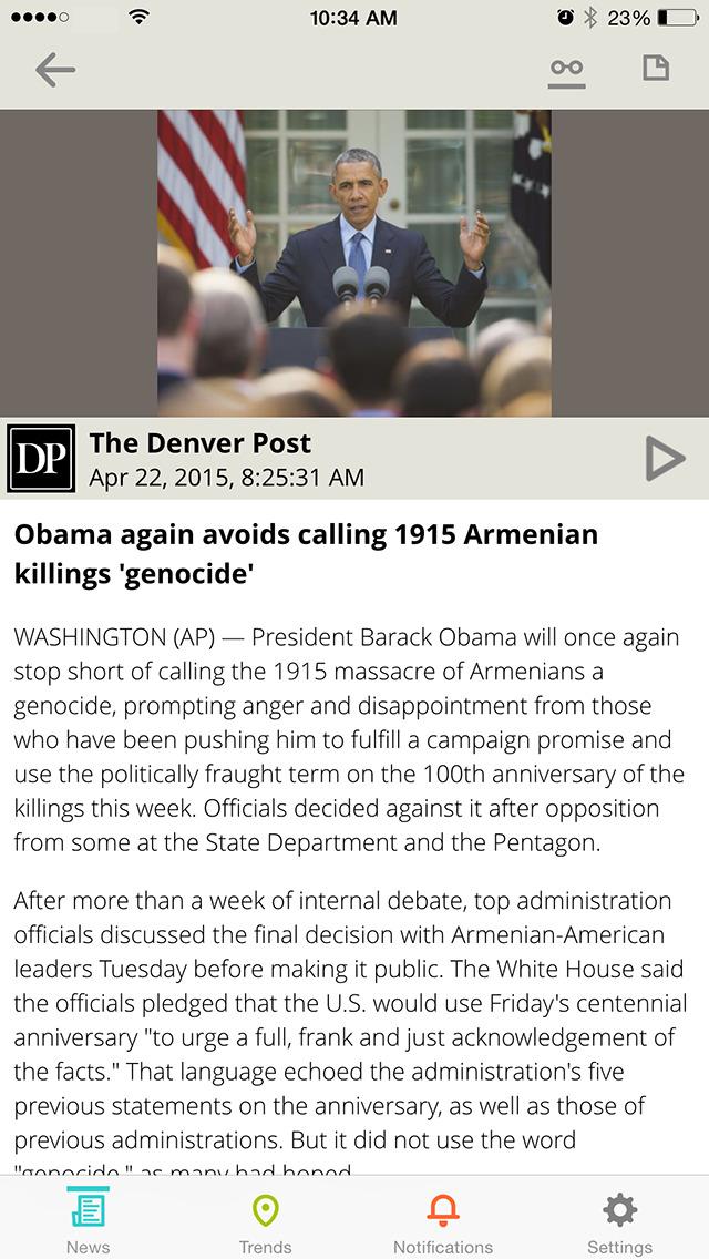 Fews - Local Daily News / Latest World News screenshot 2
