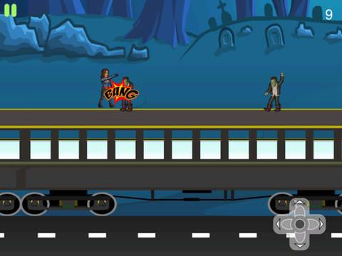 Amazing Girl Zombie Slayer - Best running and fighting game screenshot 4