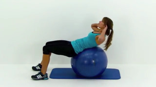 Pilates Gym Ball screenshot 4
