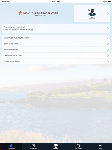 Mauna Kea Golf Club screenshot 7