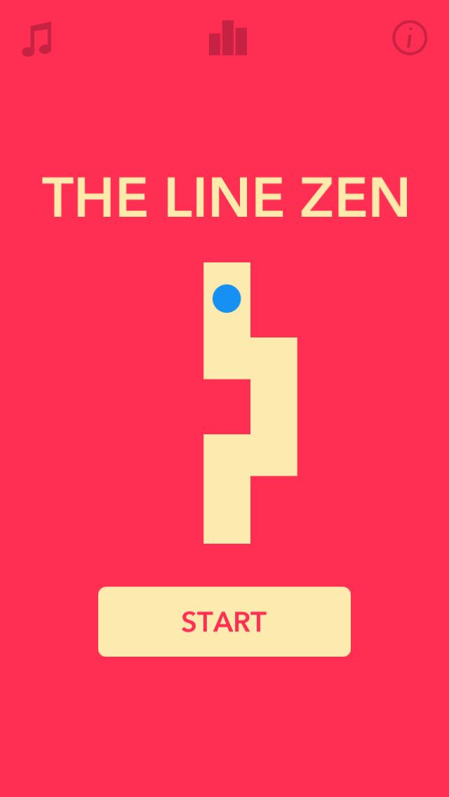 The Line Zen screenshot 2
