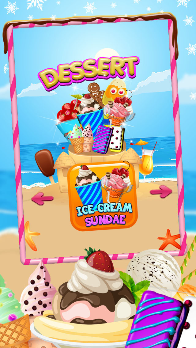 A AmazeBalls Dessert Maker Ice-Cream Creator - Cones, Sandwiches & Sundaes screenshot 5