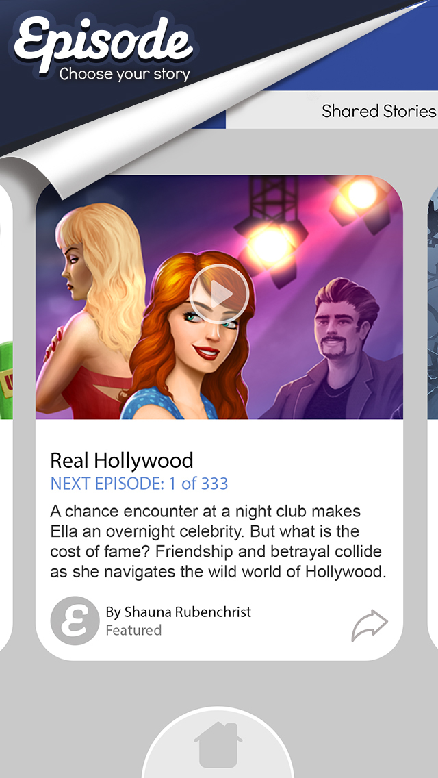 Episode - Choose Your Story screenshot 1