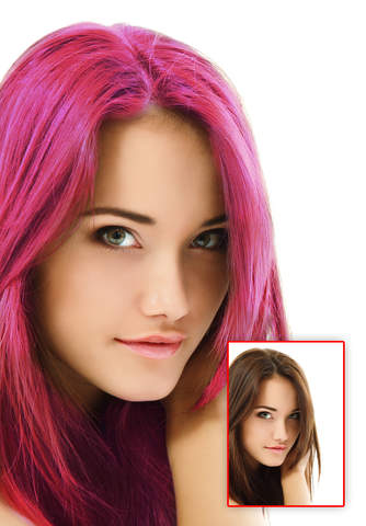 InstaHairColor - Hair Color Booth for Instagram - náhled