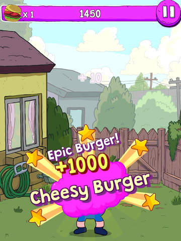 Blamburger – Clarence Fun Burger Building Arcade screenshot 9