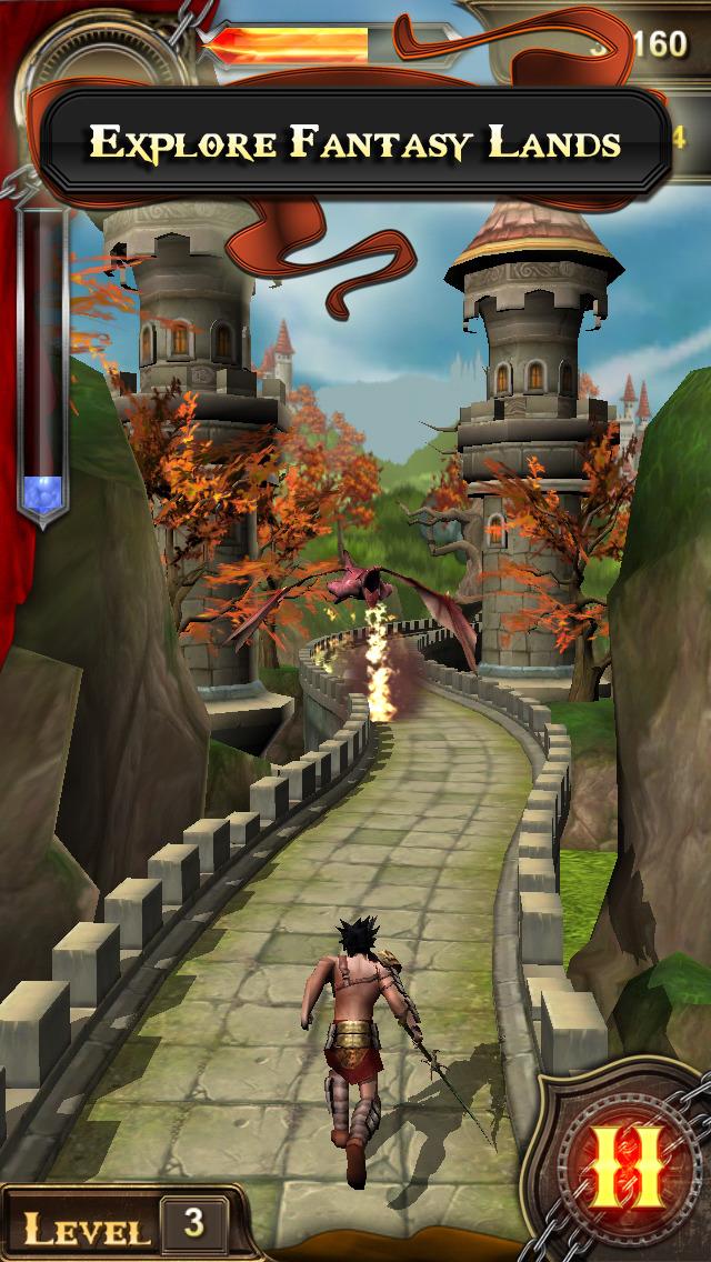 Running Quest screenshot 2