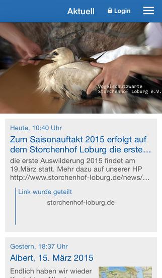 Storchenhof Loburg screenshot 1