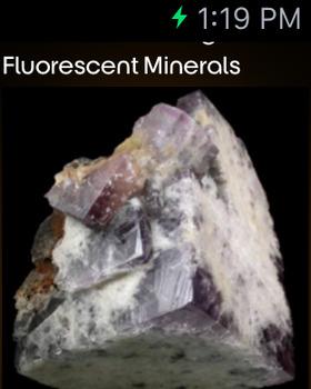 Minerals and Crystals screenshot 14