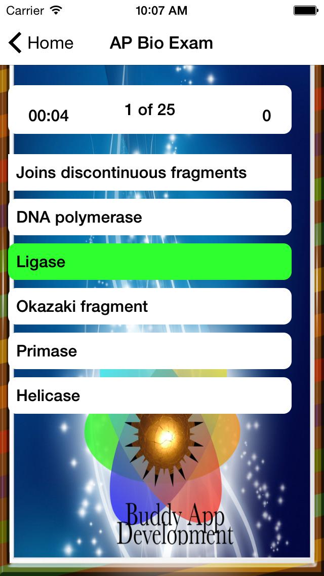 AP Biology Prep 2020 screenshot 2