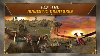 Dragon Flight Simulator 3D screenshot 5