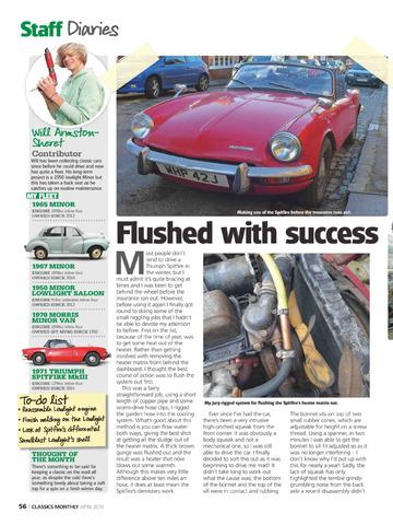 Classics Monthly Magazine screenshot 6