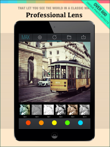 Pro FX Camera Max - The ultimate camera photo editor plus effects & filters screenshot 9