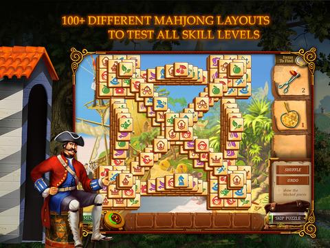 Mahjong Secrets HD screenshot 2