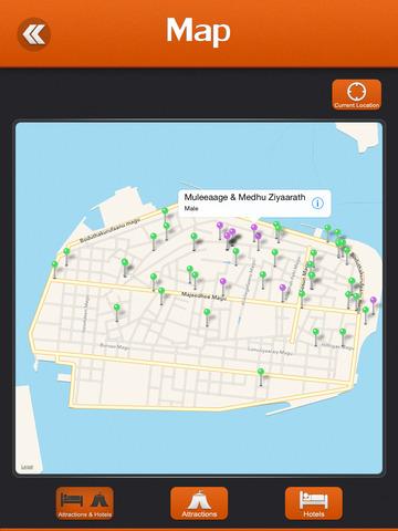 Male City Offline Travel Guide - Maldives screenshot 9