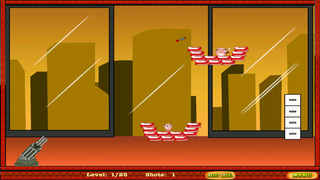 Shoot The Boss Classic Arcade Games Fun Battle Free screenshot 2