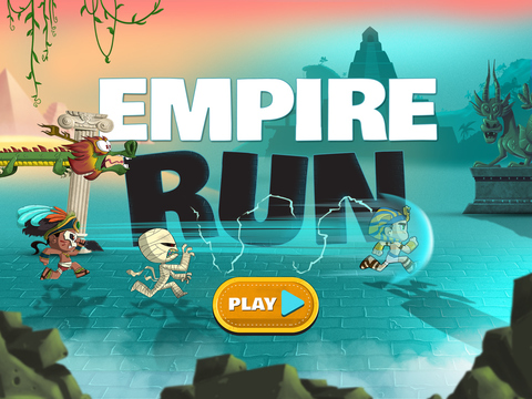 Empire Run – A Planet H game from HISTORY screenshot 6