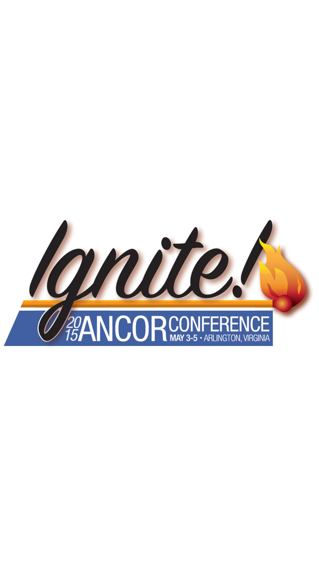 2015 ANCOR Conference: Ignite! screenshot 1