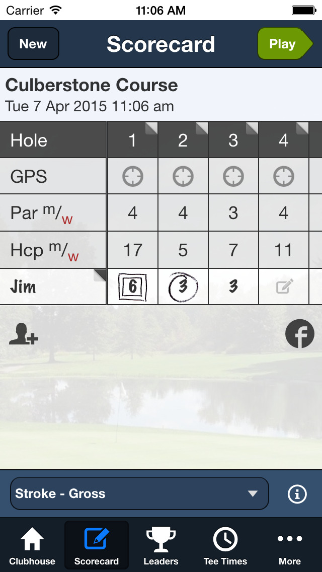 Culbertson Hills Golf Resort screenshot 3