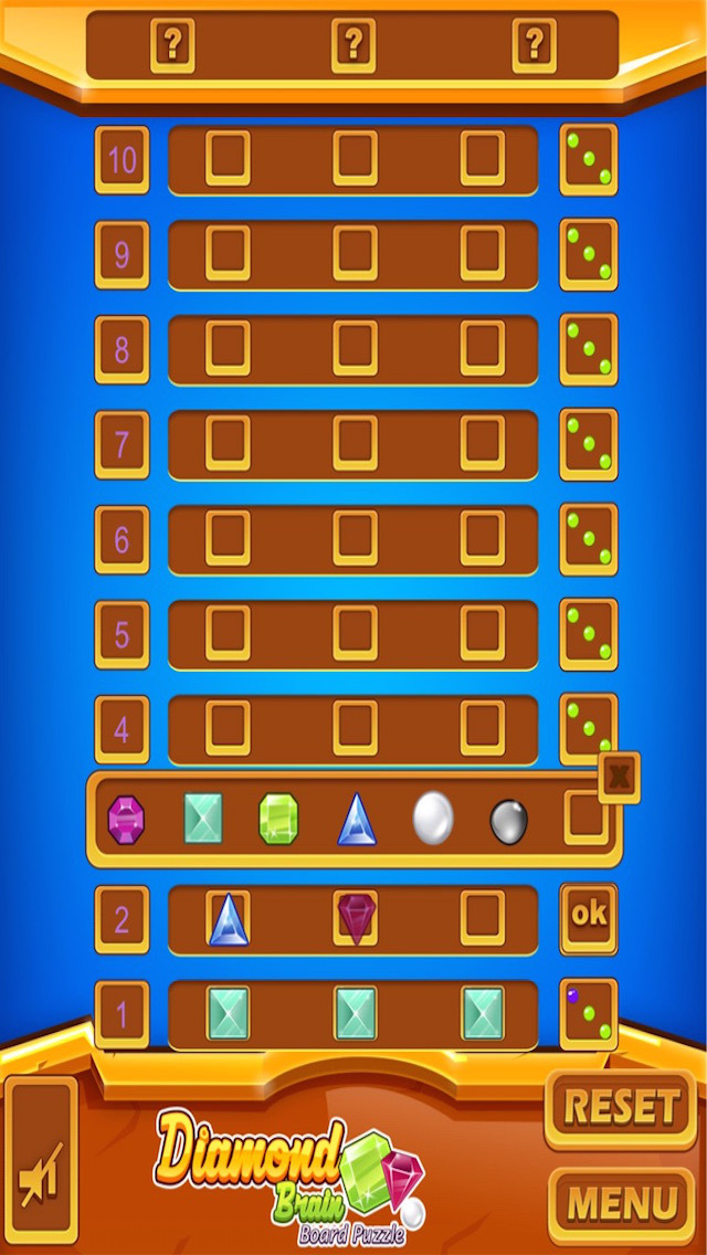 Diamond Brain Board Puzzle screenshot 5