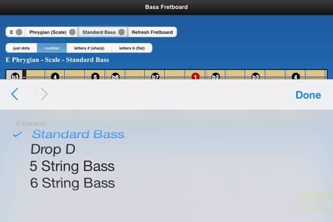 Bass Chords - náhled