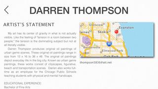 Darren Thompson Fine Art screenshot #5