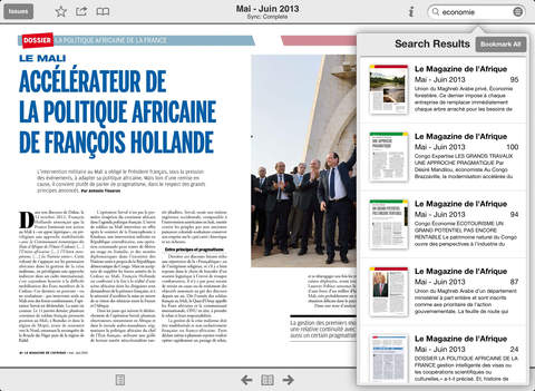 New African, le magazine de l'Afrique screenshot #4