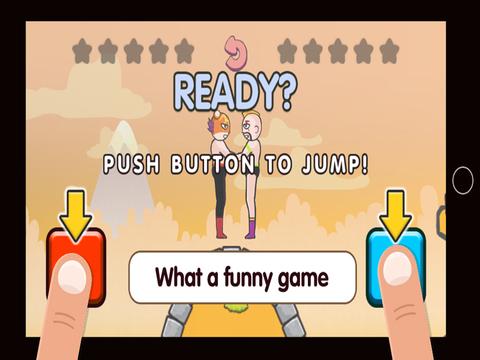Wrestle Jump Man-Fight Club screenshot 4