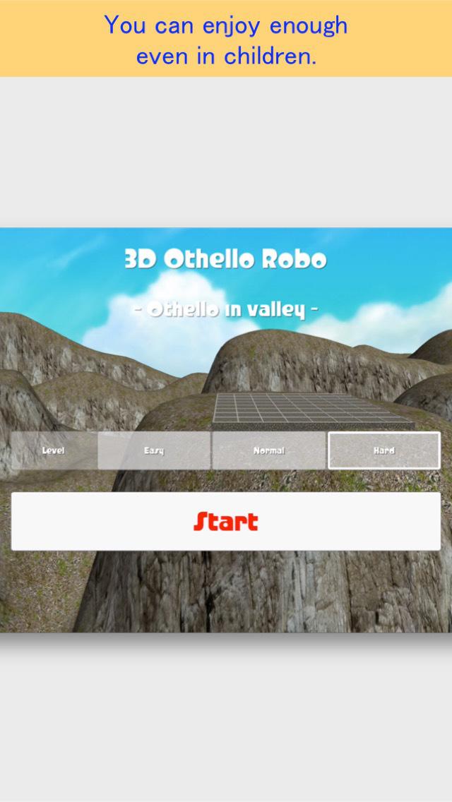 Rooftop Othello Robo FREE screenshot 5