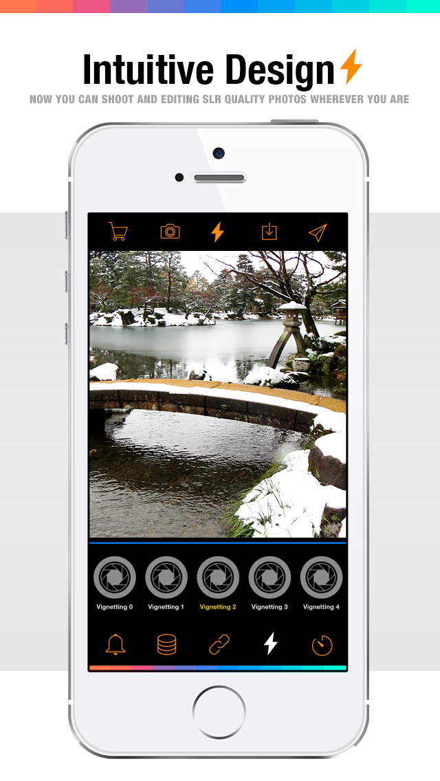 Flash 360 Plus - photography photo editor plus camera effects & filters screenshot 4