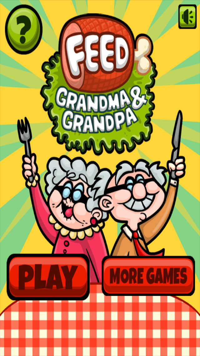 Feed Grandma & Grandpa screenshot 1