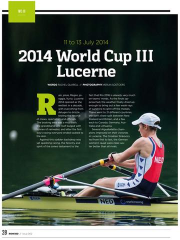 Row360 Magazine screenshot 6