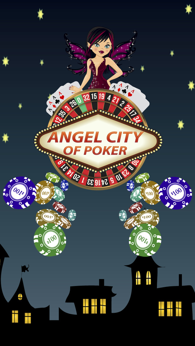 Angel City of Poker screenshot 1