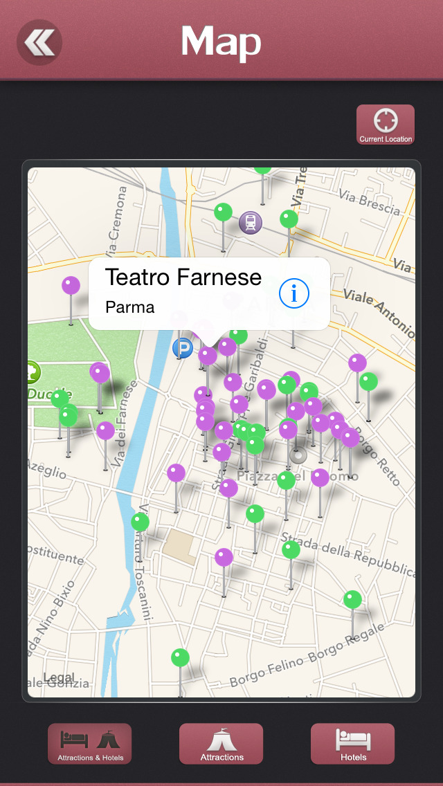 Parma Essential Travel Guide screenshot 4