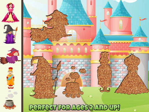 Fairytale Puzzles For Kids screenshot 8