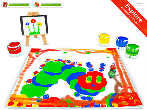 My Very Hungry Caterpillar screenshot 9