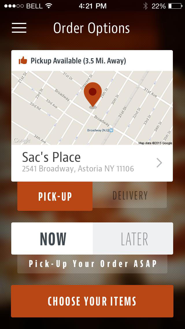 Sac's Place screenshot 2