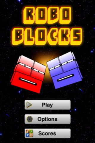 Robo Blocks - náhled